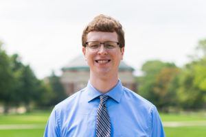 Steven Blair - Doctoral Student